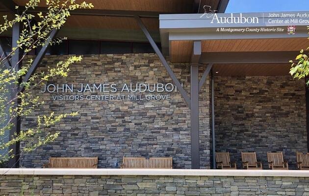 Bird Walk at John James Audubon Center