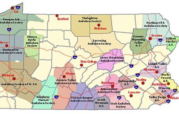 Audubon Pennsylvania History
