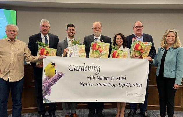 Audubon Pennsylvania Supports Newtown Township's Native Plant Resolution