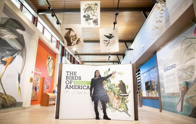 John James Audubon Center Opens at Historic Mill Grove