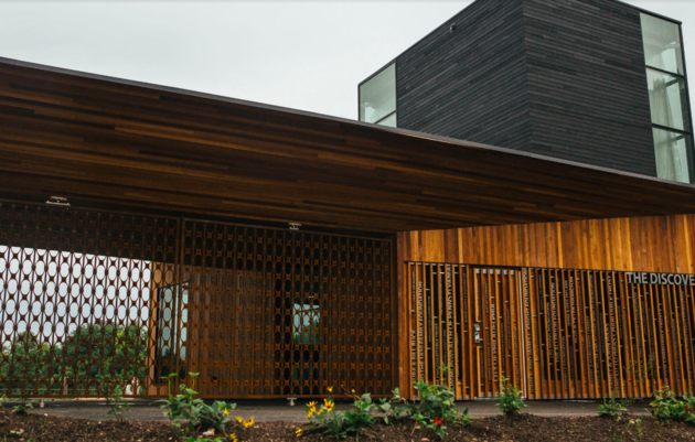 Audubon Celebrates Grand Opening of The Discovery Center