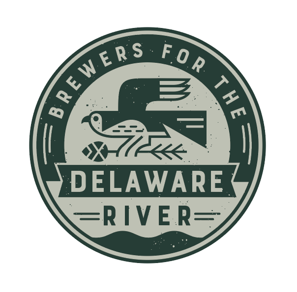 Brewers for the Delaware River Association Logo