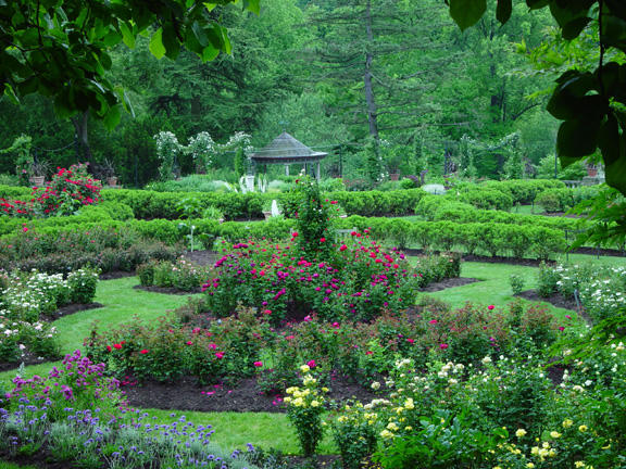 The Morris Arboretum Of University Pennsylvania Is Located At 100 East Northwestern Avenue In Chestnut Hill Section Philadelphia